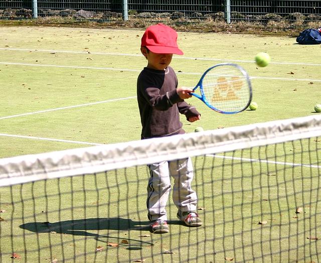 娘がテニスを始めた話:家でできる・パパも教えられる練習法