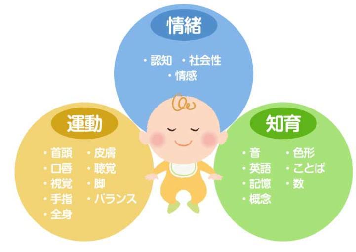 0歳赤ちゃんの発達遊び100